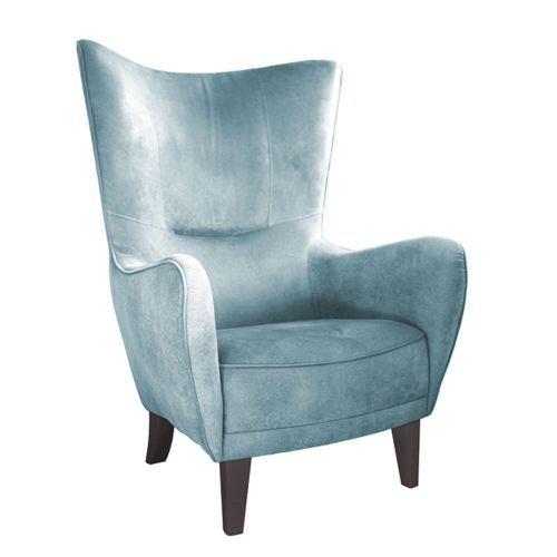 The Roberto Light Blue Chair